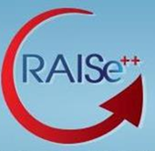 Logo E-raise for e-inclusion